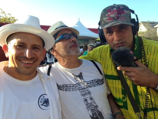 Jose Ruiz +David McBernie + Corey lavagem 2014