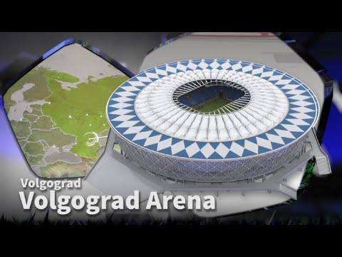 Volgograd Arena (Volgograd)
