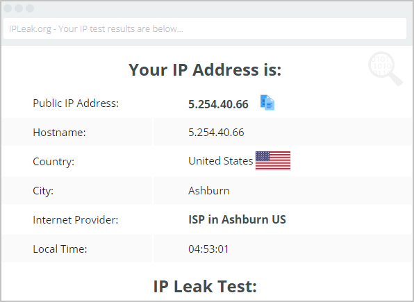 Ivacy-IP-Leak-Test