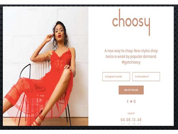 Choosy が 流行る 理由 は過去の ファッション  の常識にとらわれないから