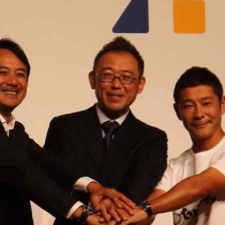 前澤友作 さんと ヤフー 川邊社長ら