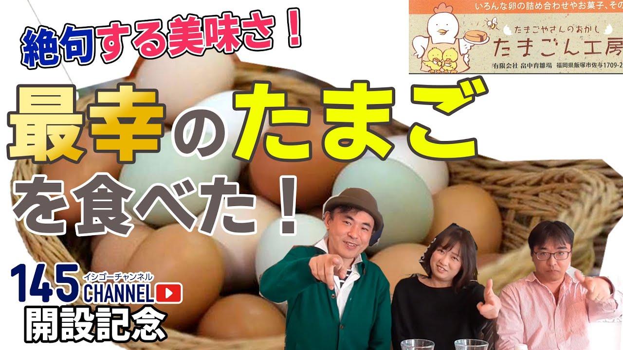 九州最高峰の卵です