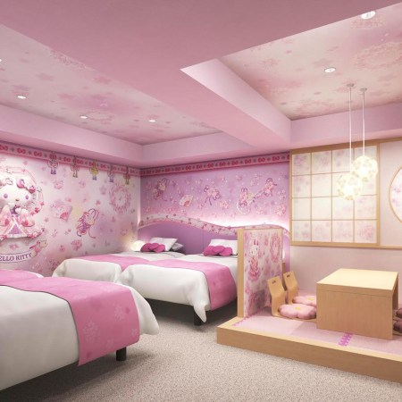 浅草東武ホテル 23区内で唯一の「 ハローキティルーム 」