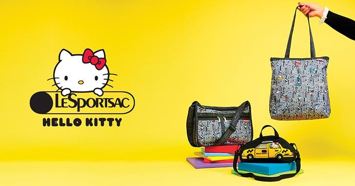 Hello Kitty×LeSportsac