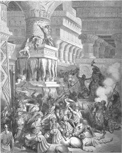 146.Jonathan_Destroys_the_Temple_of_Dagon