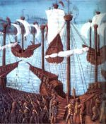 Crusade_Embarquement_Philipp_II_August_of_France
