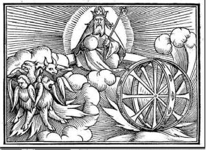 16 Zurich Bible Ezechiel Vision Of God Ez 1 Emory University