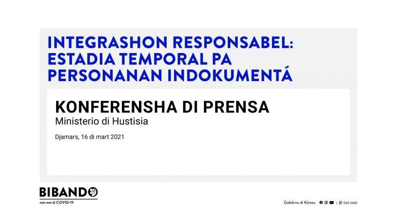 Konferensha di Prensa Hustisia - Djamars 16 di mart 2021_Page_1