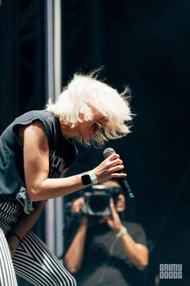 Phantogram at ALT Summer Camp — Photo: Steven Ward