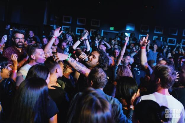 Gang of Youths at the Roxy — Photo: Steven Ward