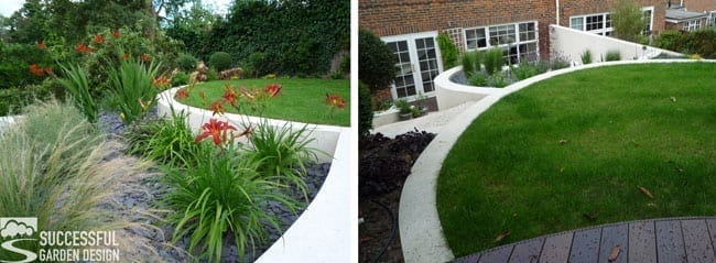 Sloping garden ideas - successful landscaping design tips ... on Uphill Backyard Landscaping Ideas id=58717