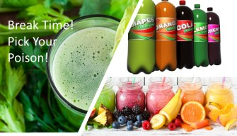 Picture of health drinks and carbonated soft drinks - Pick Your Poison Collection