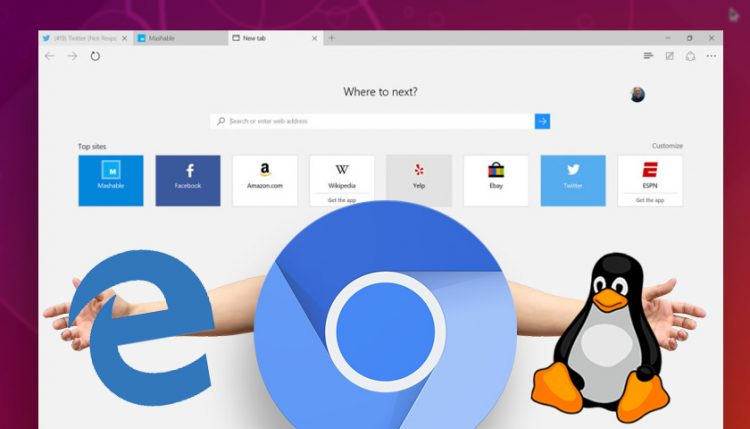 It's Official: Microsoft Edge is Coming to Linux - OMG! Ubuntu!