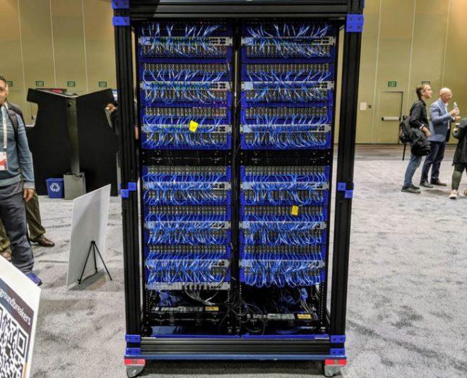 Oracle construiu um super computador Raspberry Pi