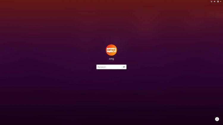 Ubuntu 20.04 LTS: New Lock Screen