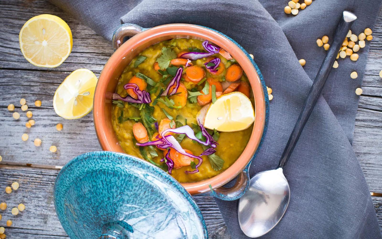 Instant Pot Green Kitchari
