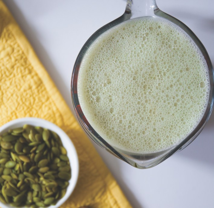 Pumpkin Seed Milk