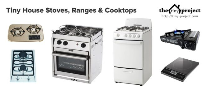 Tiny House Stoves Cooktops Ranges