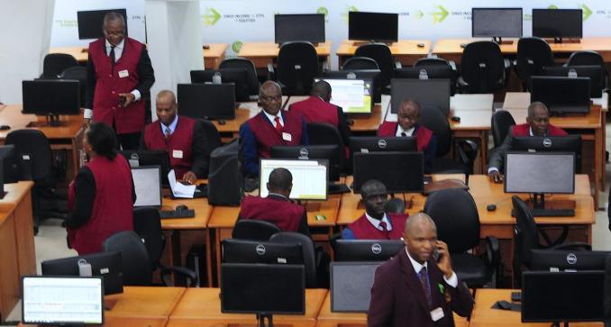 Nigeria's equities market