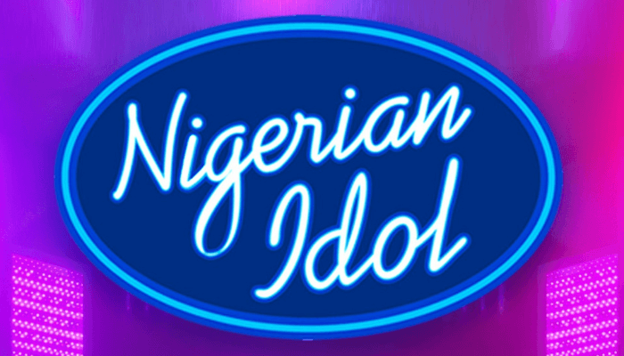 Nigerian Idol poster