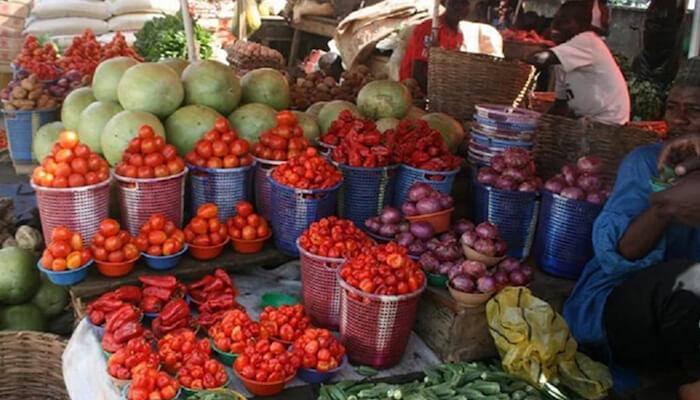 Nigeria's food inflation