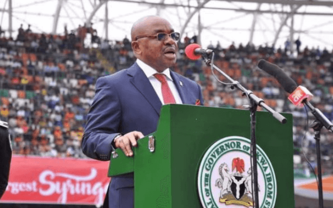 Udom Emmanuel: Empowering Akwa Ibom youths for the future and now