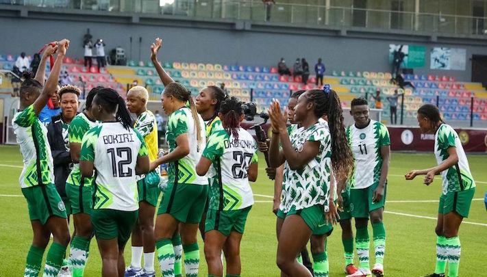 Super Falcons intensify preparations ahead of Ghana clash