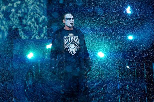 Chris Jericho On Why TNT Was Not Happy With Sting's AEW Debut