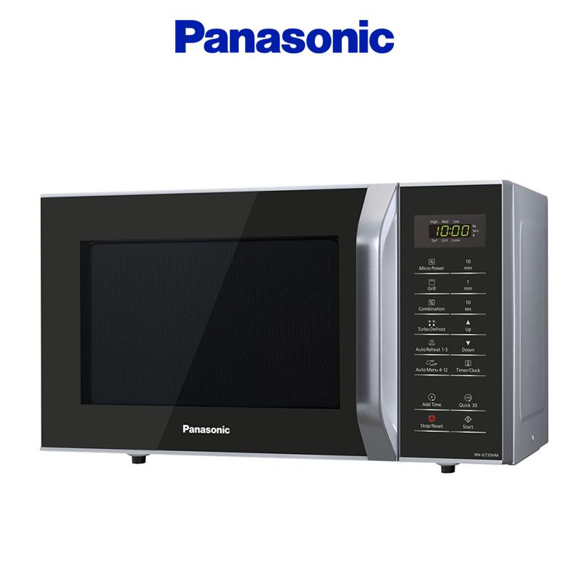 panasonic microwave oven grill 23l nn gt35hm
