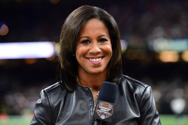 Always on point: Former Penn State guard Lisa Salters ...