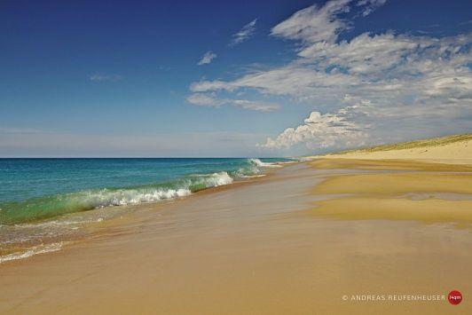 10b Strand vom Messanges