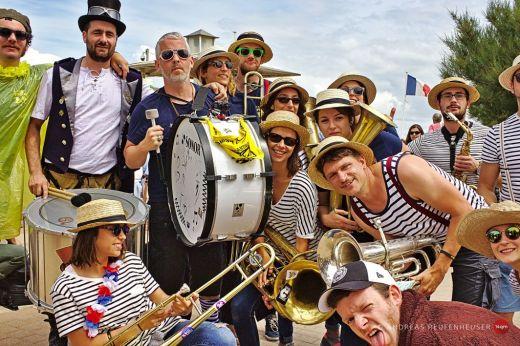 Les Princes de LR in Soulac-sur-Mer