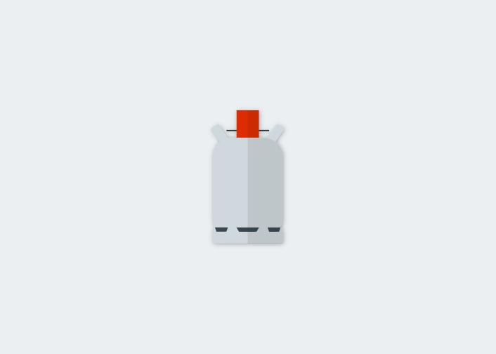 Adapter für LPG-Tanks und Gasflaschen in Europa