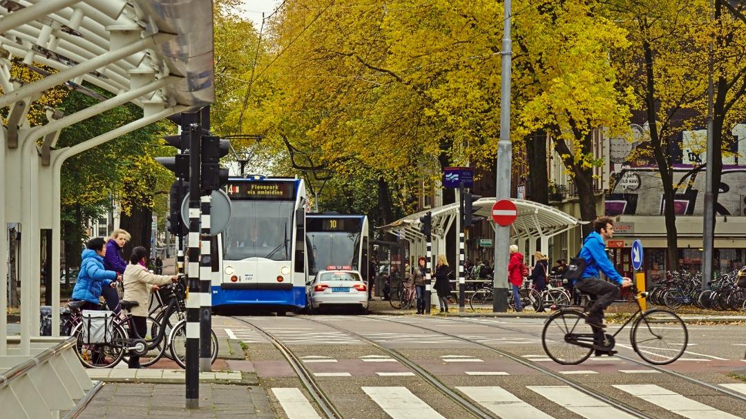 Outdoor Küche Metro : Amsterdam mit fahrrad und Öpnv entdecken 14qm