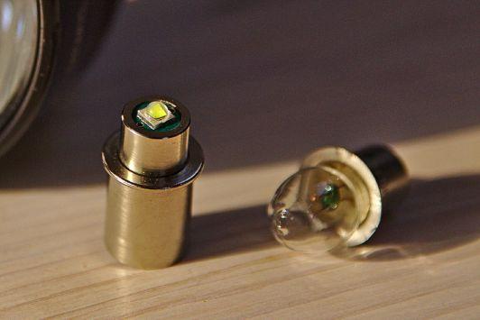 Maglite LED