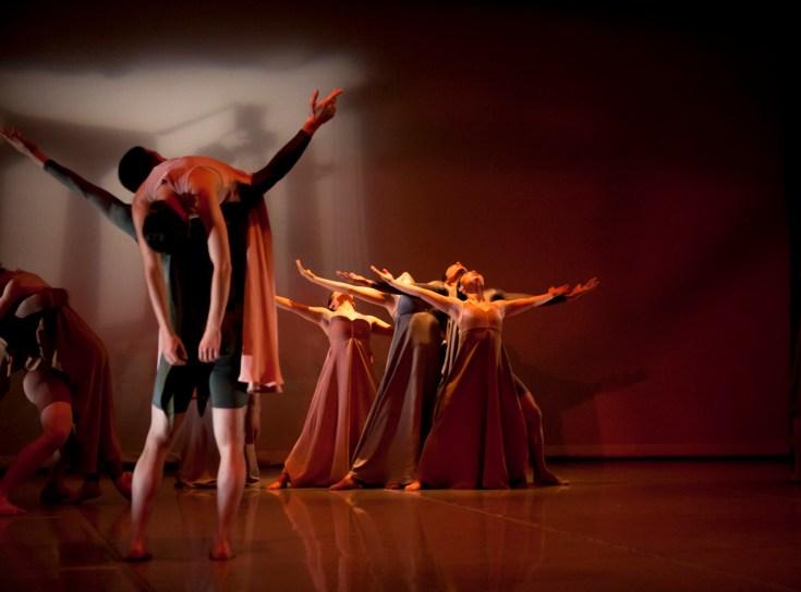 Sokolow Dance/Theatre Ensemble