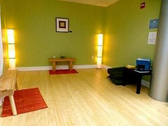 Burlington Vermont - Yoga Room