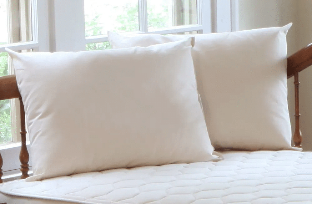 the best eco friendly pillow for a