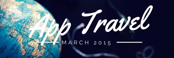 App Travel March 2015