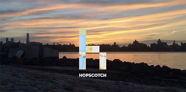 Hopscotch - Explore the Uncharted