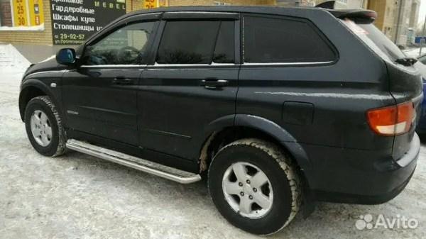 SsangYong Kyron, 2012 купить в Оренбурге | Автомобили | Авито