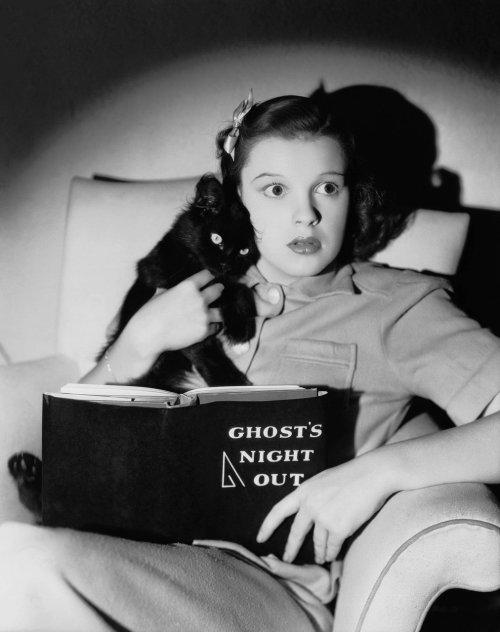 bohemea: Judy Garland