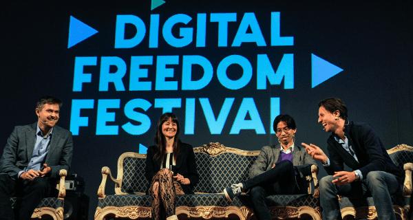 Digital Freedom Festival, Riga, Latvia