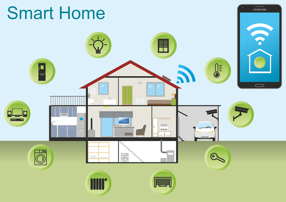 home automation, funding, smarthome, startup