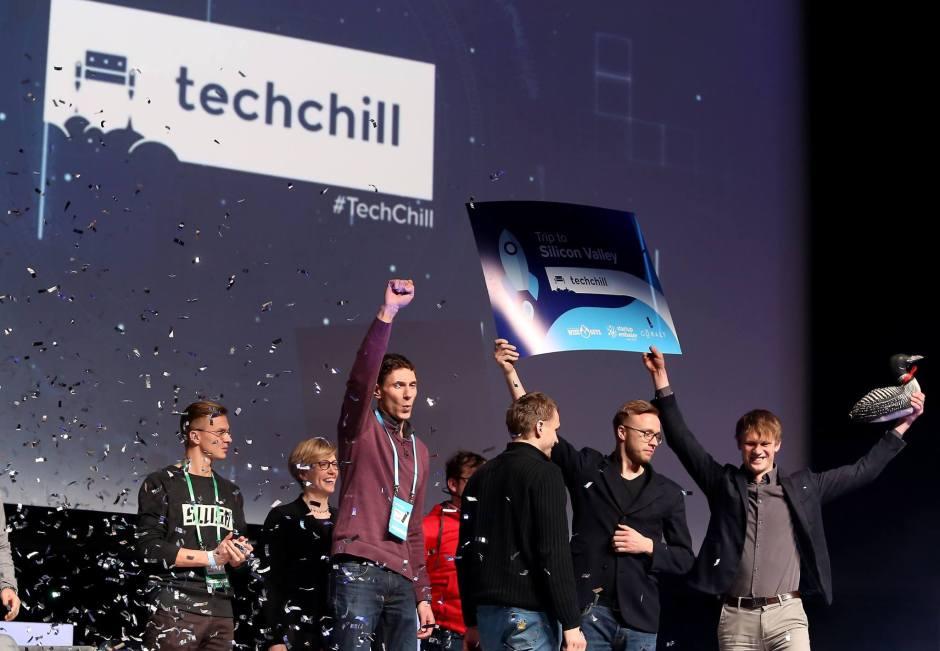Fifty founders battle finalists - 150sec