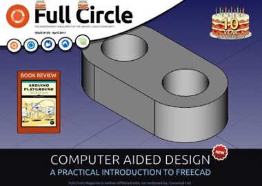 Full Circle cumple 10 años portada del 120