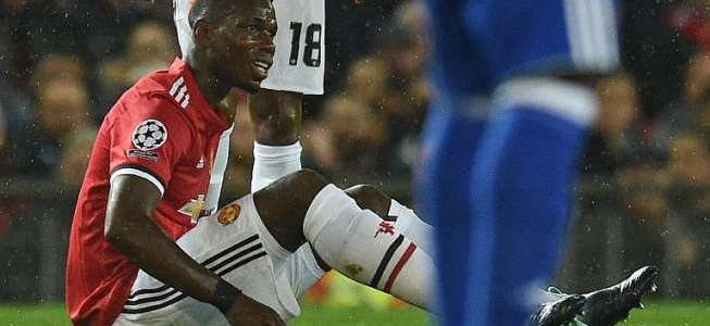 Cedera Pogba Beri Peluang Bagi Pemain MU Lainnya