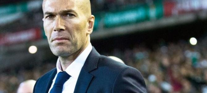 Zidane Akui Tak Gentar Hadapi PSG di Parc Des Princes