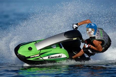 Sammy P jet ski