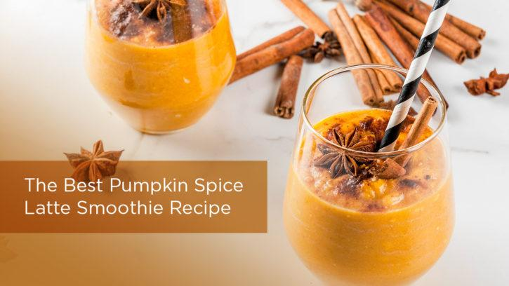 Pumpkin Spice Latte Feature